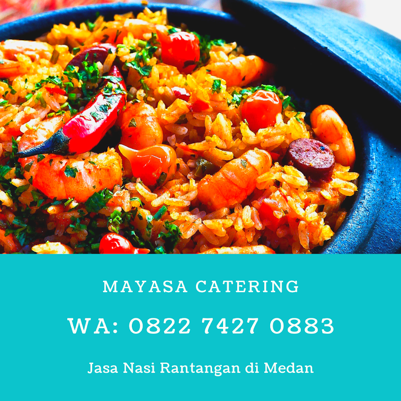 Jasa Nasi Rantangan di Medan