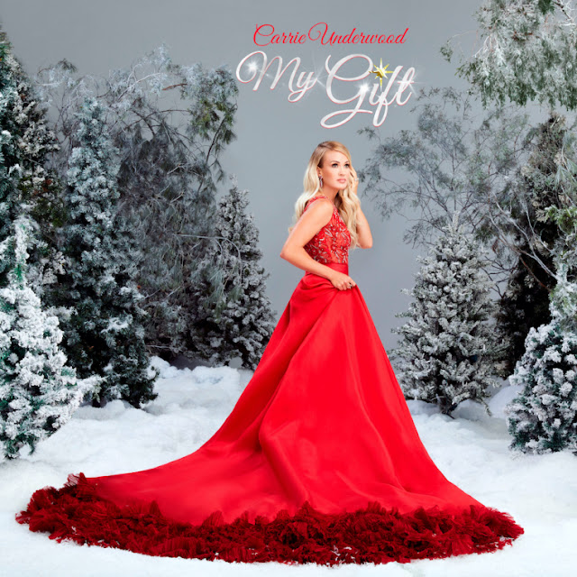 Carrie Underwood says new Christmas album wasn't complete without 'Hallelujah'