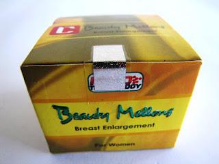 Cream Pembesar Payudara Beauty Mellons Asli
