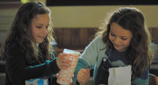Joséphine & Gabrielle Sanz Céline Sciamma | Petite Maman | VIFF 2021