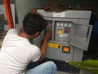 Service genset Kabupaten Tangerang