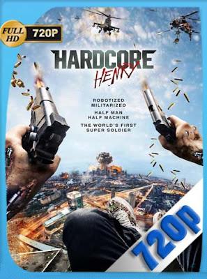 Hardcore Henry (2015)HD [720P] Latino [GoogleDrive] DizonHD