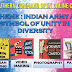 """Southern Command organised an open online competition with theme """"Indian Army : A Symbol of unity in Diversity"""""""