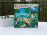 Ocean Paradise Jigsaw Puzzle for JWs