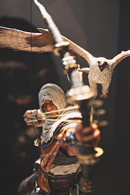 Assista a quase 30 minutos de Assassin's Creed: Origins rodando no Xbox One X
