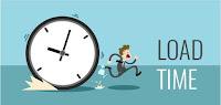 Tiện ích thông báo tốc độ tải trang-Page load time cho blogspot/website