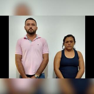 Pais de bebê que morreu após ser estuprada em Soledade vão para presídios da Capital