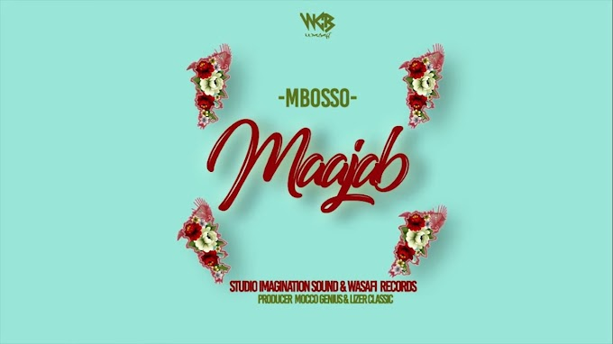 MBOSSO - MAAJAB | DOWNLOAD MP3