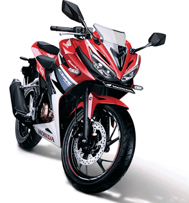 All New 2016 Honda CBR150R Facelift Red color front look pose