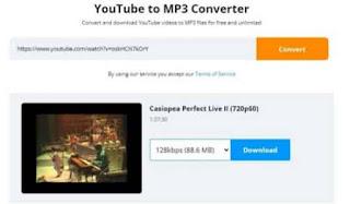 GRATIS Cara Download YouTube ke MP3 atau YouTube MP3