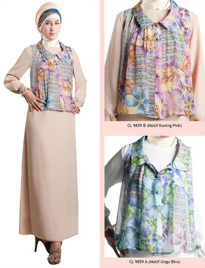Foto Fashion Busana Muslim