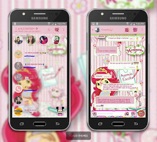 Anime Girl Theme For YOWhatsApp & Fouad WhatsApp By Ale