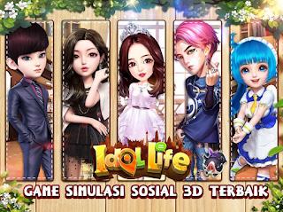 Idol Life MOD APK v1.0.8 Terbaru Gratis Full Unlocked