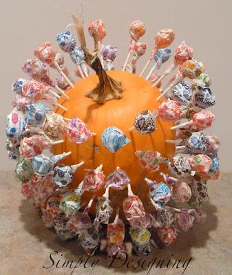 Lollipop Pumpkin 01 Lollipop Pumpkin 12