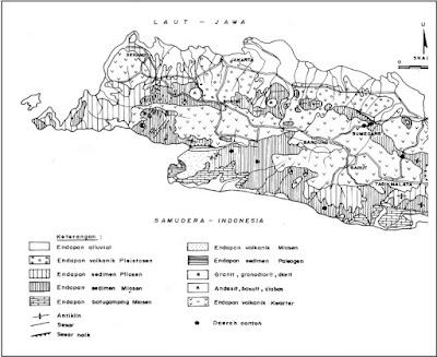 Geologi Regional Jawa Barat