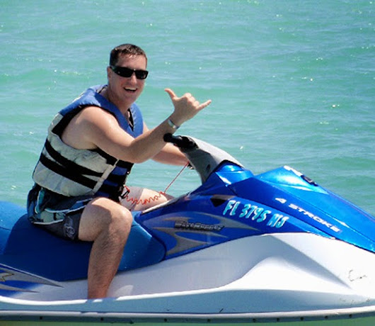 Win an Island Jetski Trip in Key West