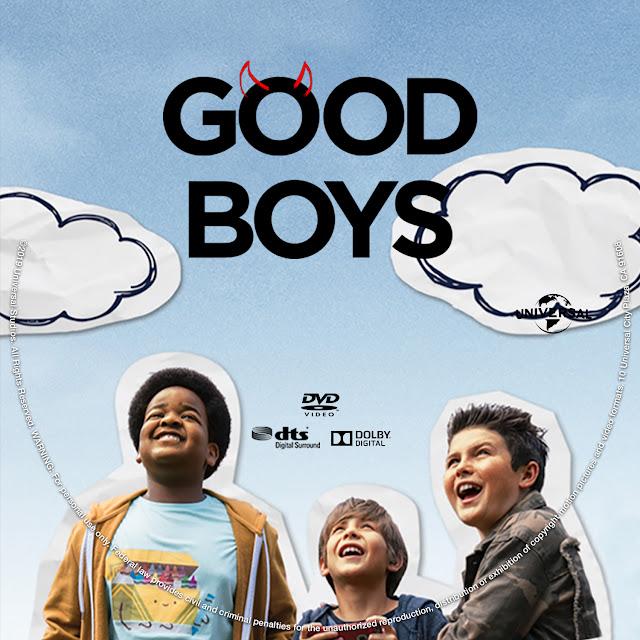 Good Boys DVD Cover