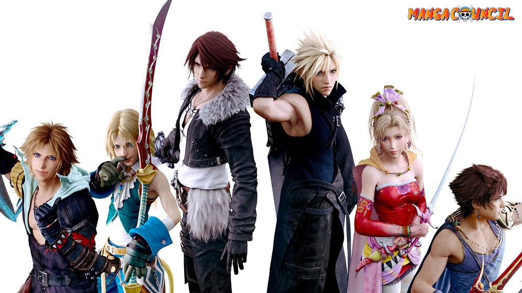 Final fantasy dissidia save game download