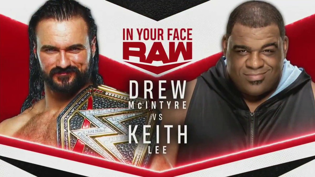 """WWE RAW """"In Your Face"""" Results - September 14, 2020"""