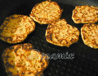 Brze pogačice od tikvica i sira pečene u tavi