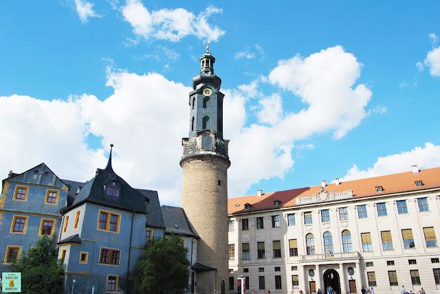 Weimar en la Turingia, Alemania