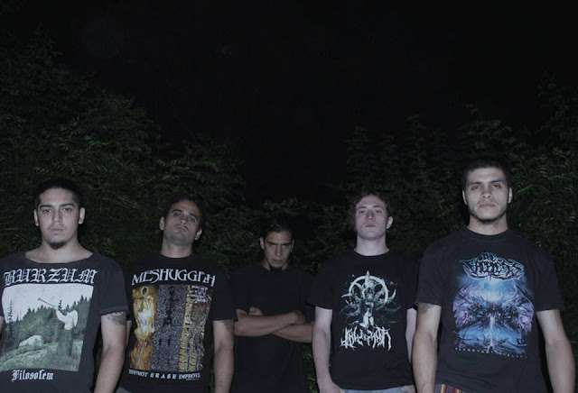 Aeuphoria, Technical Death Metal Band from Argentina, Aeuphoria Technical Death Metal Band from Argentina