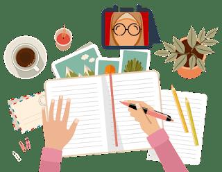 faedah menulis diary