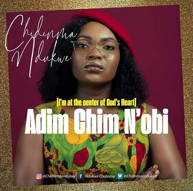 Gospel Artist Ndukwe Chidinma releases first dual album