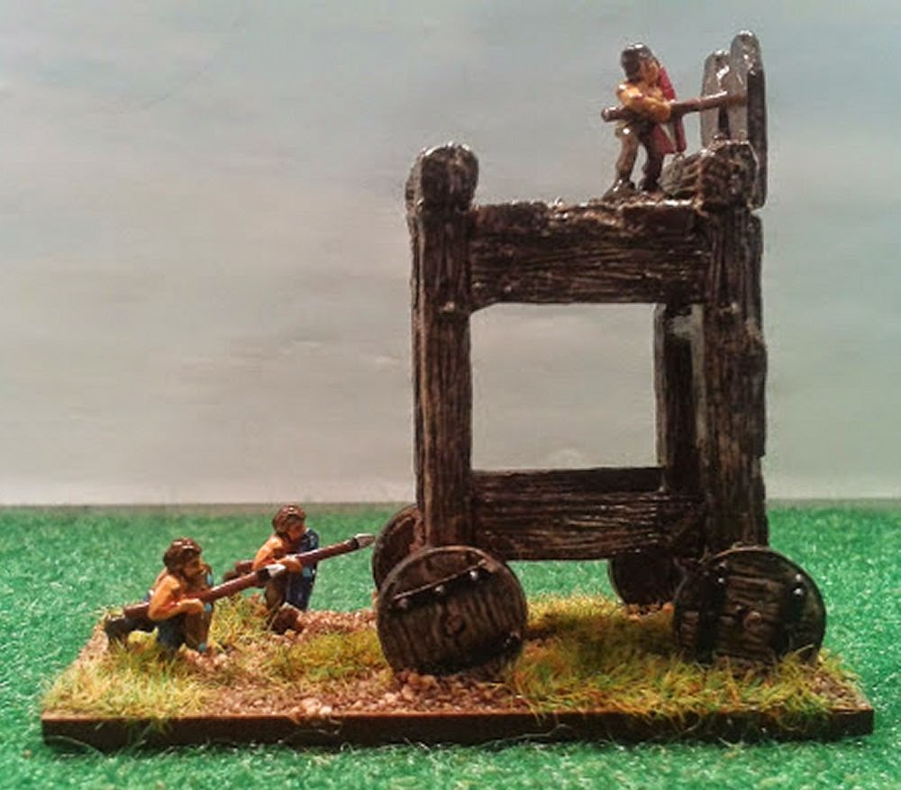 Siege Tower with Gauls picture 2