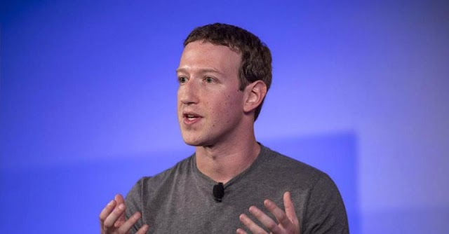 "Mark Zuckerberg says, ""Success like mine only happens with luck"""