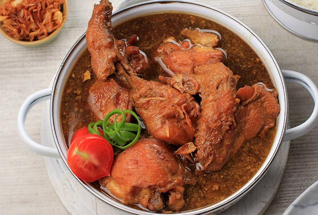 Resep Semur Ayam Simpel dan Lezat
