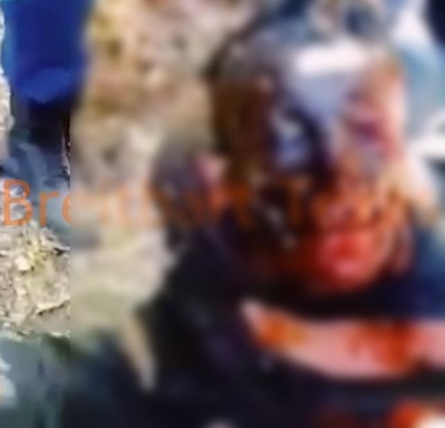 """Video: Así fue como Sicarios del CJNG capturaron al """"Ghost Rider"""" líder de Carteles Unidos en Michoacán y le hicieron esto en alusión a su apodo"""