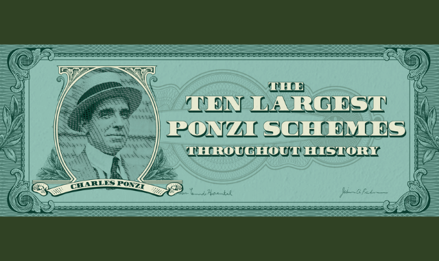 The Ponzi scheme Completes a Century