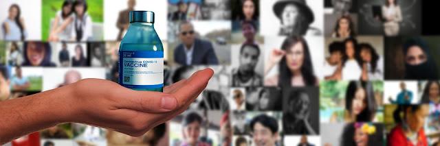 Image: vaccine coronavirus medical covid-19 disease, by Gerd Altmann on Pixabay