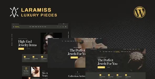 Best Multipurpose Luxury WordPress Theme