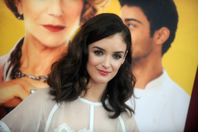 New Face Beauty - 'The Walk' Actress Charlotte Le Bon Full HD Images & Wallpapers