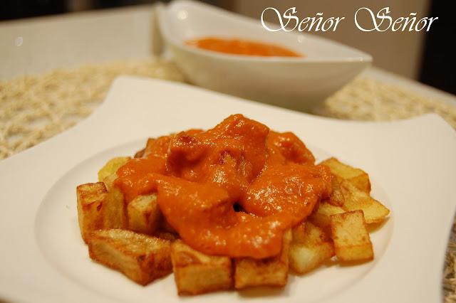 receta de salsa brava