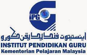 Permohonan IPG 2017 Online Institut Pendidikan Guru