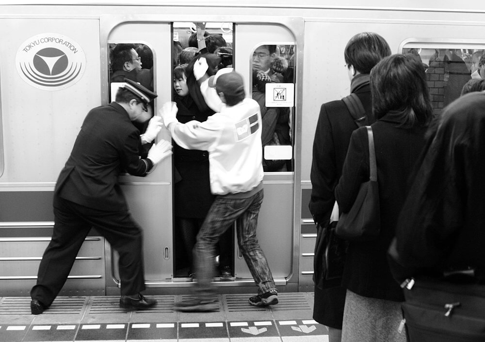 17 Crazy Things That Are Only Possible In Japan