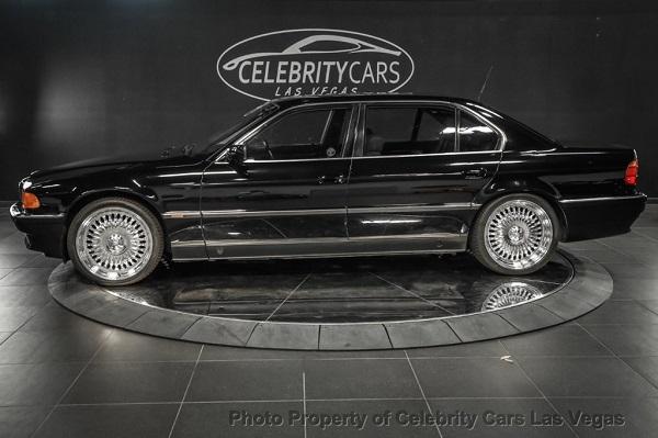 BMW Serie 7 de Tupac Shakur
