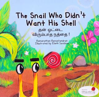Truyện Tranh Singapore - Chiếc Vỏ Bị Ghét Bỏ - The Snail Who Didn't Want His Shell (Song Ngữ Việt - Anh) ebook PDF EPUB AWZ3 PRC MOBI