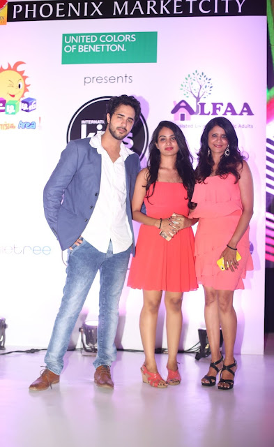 Team International Kids Couture Suraj Jagtiani, Shivapriya M and Anu Basavaraju