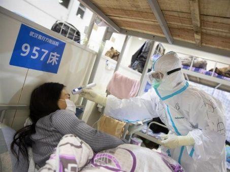 Confirman 207 casos de COVID-19 en prisión china