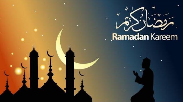 Selamat Menunaikan Ibadah Puasa Ramadhan 1441 H / Tahun 2020