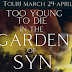 Book Tour Kick Off! Too Young to Die in the Garden of Syn by Michael Seidelman!