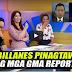 WATCH!  GMA REPORTERS PIMAGTAWANAN SI TRILLANES KASAMA SI MOCHA USON!
