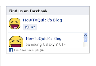 How to Add Like Button for Facebook Fanpage on Blogger