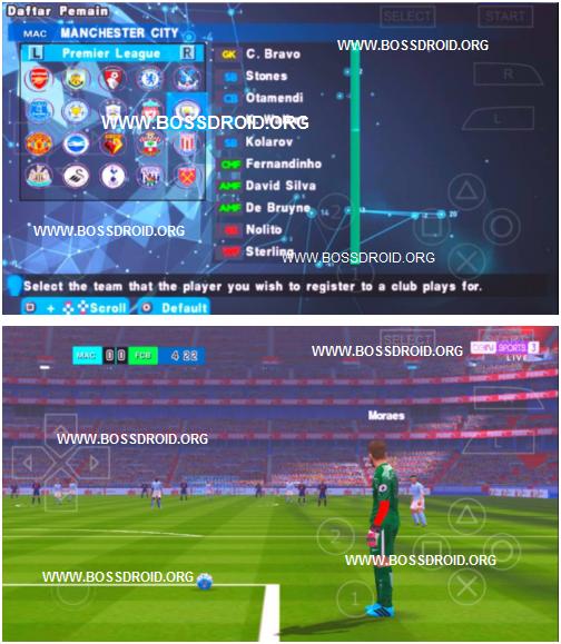 Berbicara mengenai Game Pro Evolutian Soccer atau biasa Anda sebut dengan PES Jogress mem PES Jogress V3 PPSSPP PSP + Savedata 17/18