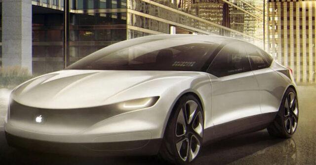 El auto autónomo de Apple se lanzará en 2024