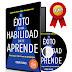 EL ÉXITO ES UNA HABILIDAD QUE SE APRENDE – OSCAR VELASCO – [AudioLibro y Ebook]